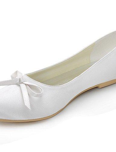 LvYuan-ggx Scarpe da sposa-Ballerine-Punta arrotondata-Matrimonio / Formale / Serata e