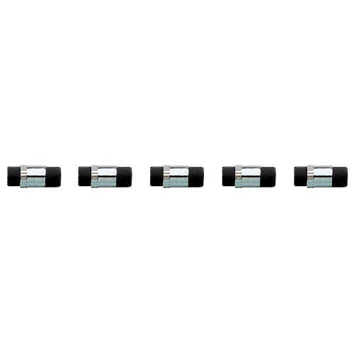 Pack de 5 gommes pour Portemine Cross 0,5 et 0,9mm