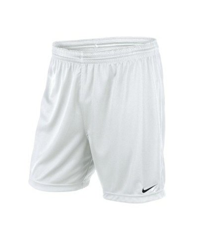 Nike Park Knit Shorts Unlined - white-XL