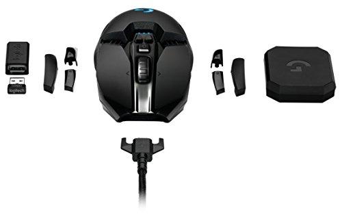 Logitech - G900 CHAOS SPECTRUM Wireless Optical Mouse (910-004558) - PCPartPicker