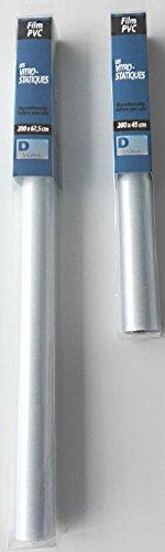 film occultant pour vitre motif givre verre d poli 45x200cm les petites annonces gratuites. Black Bedroom Furniture Sets. Home Design Ideas
