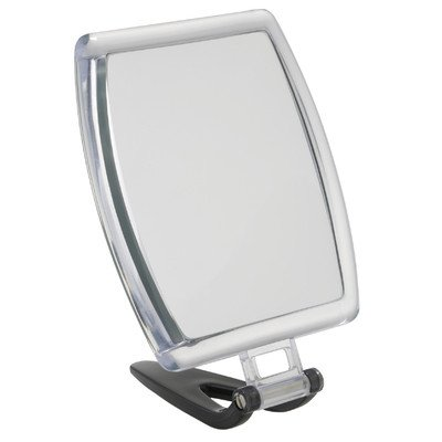 5x Magnification Travel Mirror Finish: Smoke