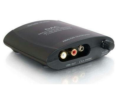 Digital to Analog Audio Converter (DAC)-by-Cables To Go