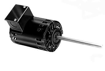 Fasco d1144 3 3 frame open ventilated permanent split for Fasco evaporator fan motor