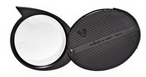 Bausch & Lomb 4X Packette Attached Case Folding Magnifier