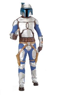 Star Wars Deluxe Jango Fett Costume Adult XL 44-46