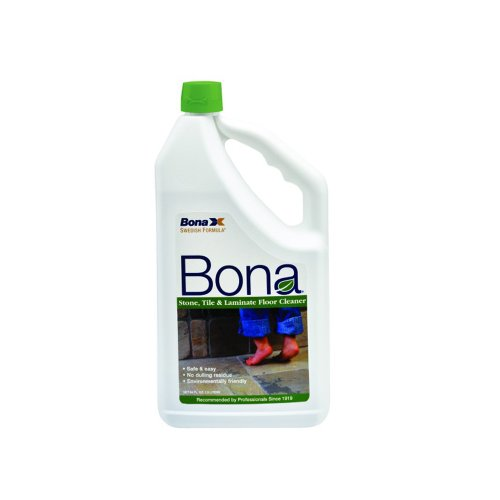 BonaKemi WM700053005 64-Ounce Stone, Tile and Laminate Floor Cleaner Refill