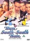 Hum Saath Saath Hain [DVD] [1999] [UK Import]