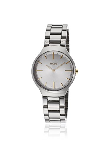 Rado Women's Silver Stainless Steel Watch