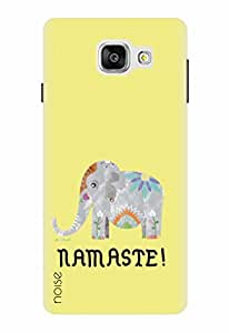 Noise Designer Printed Case / Cover for Samsung Galaxy A5 2016 Edition / Festivals & Occasions / Nameste India Design