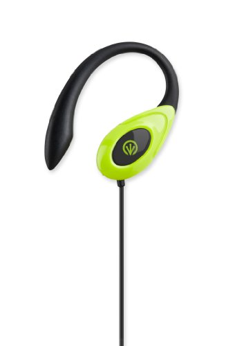 Ifrogz Ifa-Flx-Mic-Grn Flex Sport Over The Ear Buds With Mic