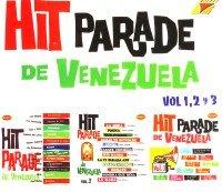 Hit Parade De Venezuela (3 Volumes)