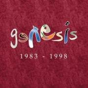 Genesis 1983–1998 artwork