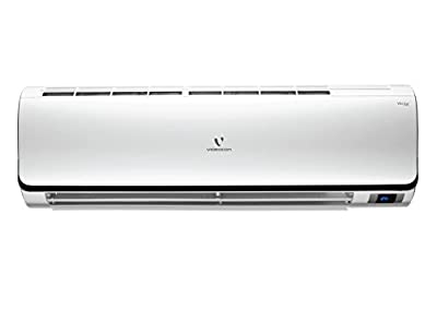 Videocon VSF55.WV2 Split AC (1.5 Ton, 5 Star Rating, White)