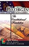 GEORGIA STATE POLITICS: THE CONSTITUTIONAL FOUNDATION