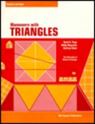 21130 Maneuvers with Triangles Student Edition (Maneuvers with Mathematics)