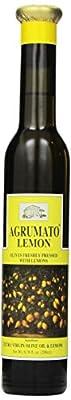 Agrumato Lemon Extra Virgin Olive Oil, 200 mL from Agrumato