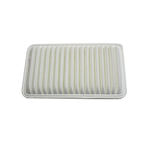 VIOJI 1pc White New Intake Panel Cleaner Engine Air Filter OE Quality Replacement For Toyota Camry/Camry Hybrid 2.4L/Highlander/Sienna/Solara & Lexus ES300/ES330/RX330/RX350