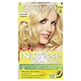 Garnier Nutrisse Ultra Color Nourishing Permanent Hair Colour 10.0 Ultra Pure Blonde