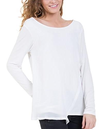 BIG STAR Camiseta Manga Larga Katarodita_Ts_Ls 107 L Blanco