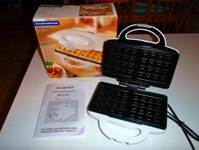 Durabrand Waffle Maker Iron Model # 3851