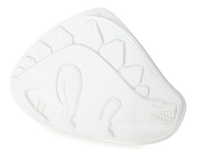 CK Products Dinosaur-Stegosaurus Pantastic Plastic Cake Pan