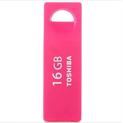 Toshiba Enshu 16 GB Red