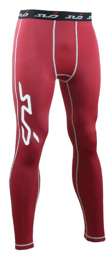 Sub Sports DUAL Men's Compression Baselayer Leggings / Tights