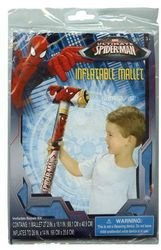 """Ddi - Spiderman Inflatable 27"""" Mallet (1 Pack Of 24 Items) front-986760"""