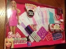 Barbie Design and Dress Studio by Mattel