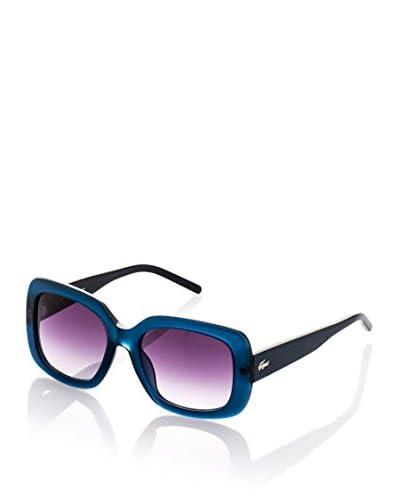 Lacoste Occhiali da Sole Blu scuro L666S_424