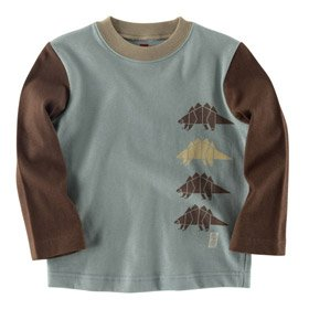 Long-Sleeve Origami Tee - Buy Long-Sleeve Origami Tee - Purchase Long-Sleeve Origami Tee (Tea Collection, Tea Collection Apparel, Tea Collection Toddler Boys Apparel, Apparel, Departments, Kids & Baby, Infants & Toddlers, Boys, Shirts & Body Suits)