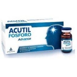 Angelini Acutil Advance Fosforo, 10 Flaconcini