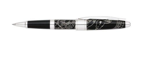 CROSS AT0125-14 - Roller lacado negro (Edición Especial