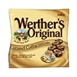 Werthers Original Caramel Coffee Hard Candies 5.5 oz