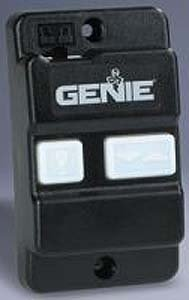 Genie Garage Door Opener Deluxe Wall Console And Button