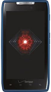 Motorola DROID RAZR 4G Android Phone, Blue 16GB (Verizon Wireless)