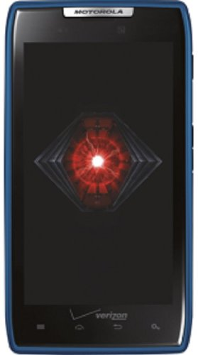 Motorola DROID RAZR 4G Android Phone, Blue 16GB