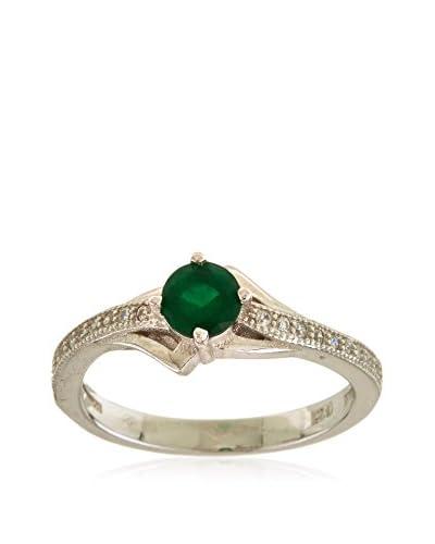 "ENVY Ring ""Solitaire Joyau"" Sterling-Silber 925"