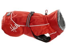 Hurtta Pet Collection Winter Jacket, 11-Inch Length, 12-14-Inch Neck, 16-20-Inch Chest, Red