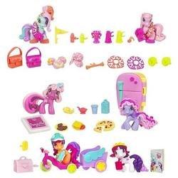 My little Pony – Ponyville – Themen Set – Cheerleader Fun – mit Pinkie Pie & Rainbow Dash & viel Zubehör günstig kaufen