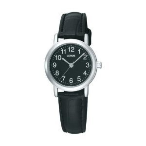 Lorus Leather Strap Ladies Dress Watch RRS91SX9