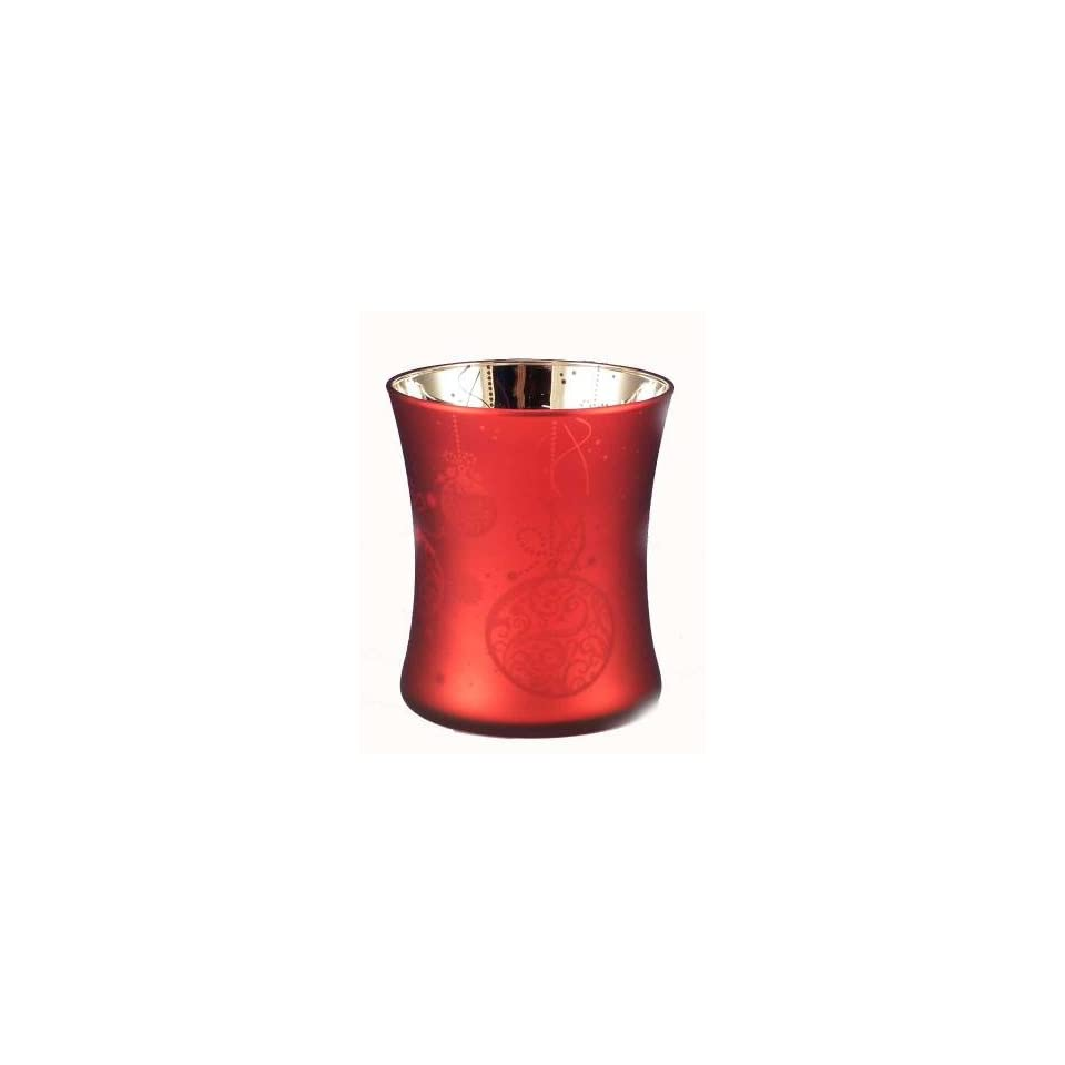 Woodwick 9 Oz. Twinkling Spice Dancing Glass Candle