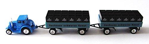 Eibauer-Mnch-Bru-Nr56-Lanz-Bulldog-Traktor-Oldie-auf-Blechschild-ca-135-x-245-cm