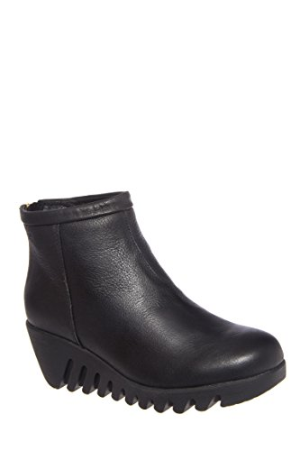 Bang Casual Mid Wedge Bootie