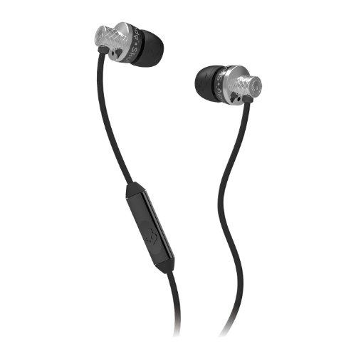 Skullcandy Titian Ear-Buds ( Chrome/Black)