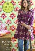 Amy Butler -Liverpool Shirt, Tunic & Dress Pattern