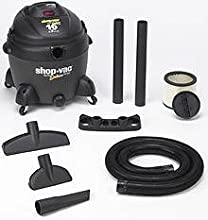 Shop-Vac 5861600 16-Gallon 6 5-Peak HP Quiet Deluxe Wet Dry Vacuum