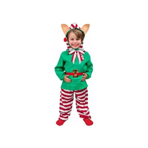 Toddler Christmas Elf Costume