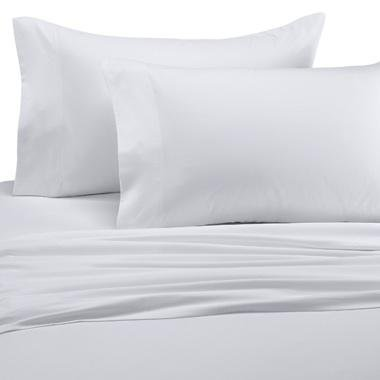 Egyptian Bedding 1000 Thread Count Egyptian Cotton 1000TC Sheet Set, Olympic Queen, White Solid 1000 TC